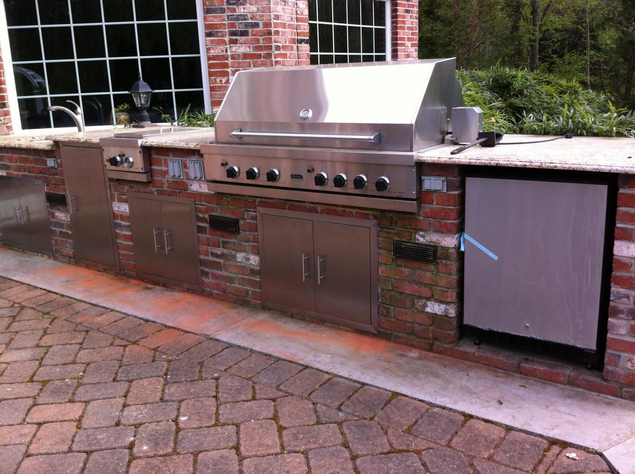 j & j stainless steel supplies, inc. - outdoor bbq cabinets